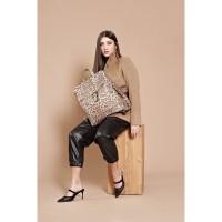 Foto van Zebratrends backpack Loiza Leopard