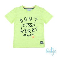 Foto van T-shirt Don't Worry - Mini Wanderer