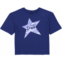 Foto van Crush Denim T-Shirt Toni Navy