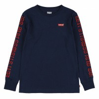 Foto van Levi's Long Sleeve Dress Blues