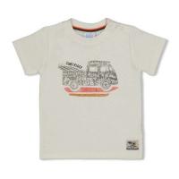 Foto van Feetje T-shirt - Happy Camper