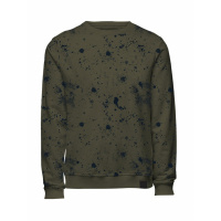 Foto van NAME IT - NKMBAVE LS SWEAT UNB (Ivy Green)