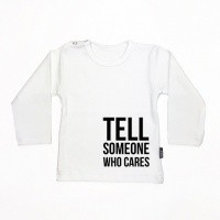 Foto van KMDB Longsleeve-Tell Someone Who Cares