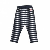 Foto van Born To Be Famous Legging Navy Stripe