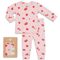 Foto van Feetje Pyjama Premium sleepwear Love Lesley