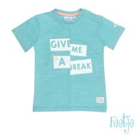Foto van Feetje T-shirt k/m Give me a break Pool party