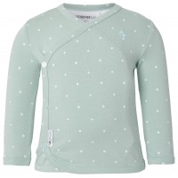 Foto van Noppies Longsleeve Anne Grey Mint