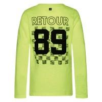 Foto van Retour Jeans Noud - Neon Yellow