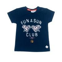 Foto van T-shirt Fun & Sun - Funbird