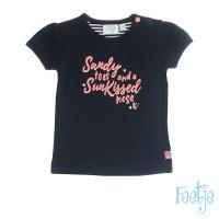 Foto van Feetje T-shirt k/m Sandy toes Sunkissed