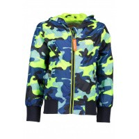 Foto van T&v AOP hooded jacket