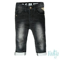 Foto van Feetje Black Jog Slim fit