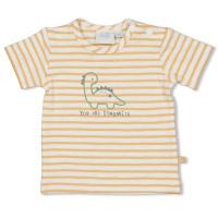 Foto van Feetje T-shirt streep - Dinomite