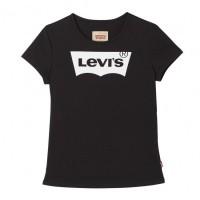 Foto van Levi Logo T-shirt zwart