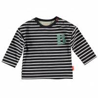 Foto van Bess Shirt l.sl. Striped B