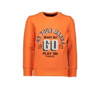 Foto van T&v sweater neon ON YOUR MARKS GO
