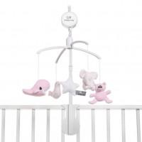 Foto van Baby's Only Muziek mobiel Baby Pink
