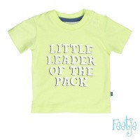 Foto van Feetje T-shirt k/m little leader Wild and Free