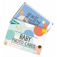 Foto van Milestone Baby Foto Cards (limited edition)