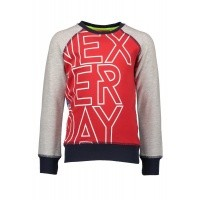 Foto van T&v sweater NEXTERDAY with back in AOP