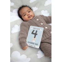 Foto van Milestone Baby Foto Cards-over the moon (limited edition)