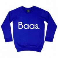 Foto van KMDB Sweater Echo Baas Clematis Black