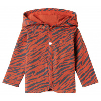 Foto van Noppies Cardigan Reversible vest Spicy Ginger