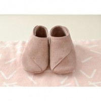 Foto van Lodger Loafer Leather Shoe Pink