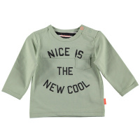Foto van BESS Shirt l.sl. Nice is the New Cool