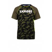 Foto van T&v Raglan T-shirt AO CORODILE EXPLORE