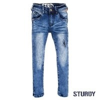 Foto van Sturdy Destroyed denim