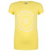 Foto van IBJ T-shirt logo Yellow