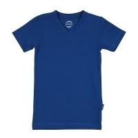 Foto van Claesens V-neck T-shirt Cobalt