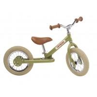Foto van Trybike Steel Vintage Green loopfiets