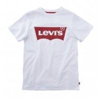 Foto van Levi's T Shirt Wit
