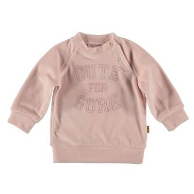 Sweater Velvet Cute for Sure