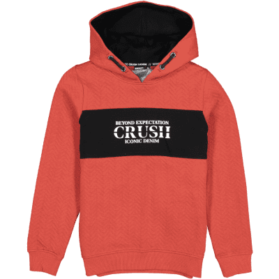 Crush Denim sweater Saint