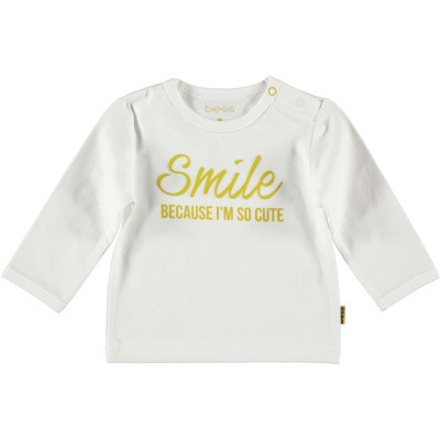 Shirt l.sl. Smile