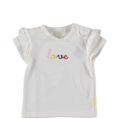 Bess Shirt sh.sl. LOVE