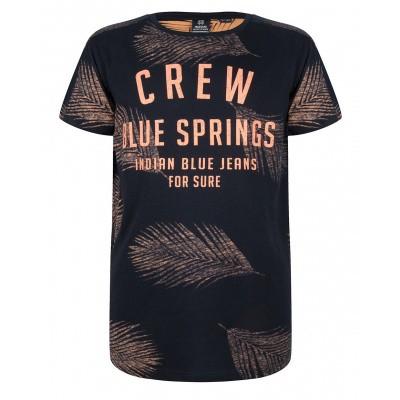 Indian Blue Jeans T-shirt Crew