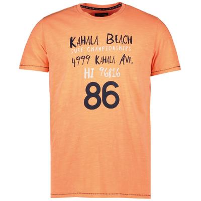 Cars Zunter T-shirt (Neon Orange)