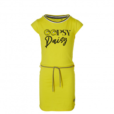 Quapi Jurk FAB (Summer Yellow)