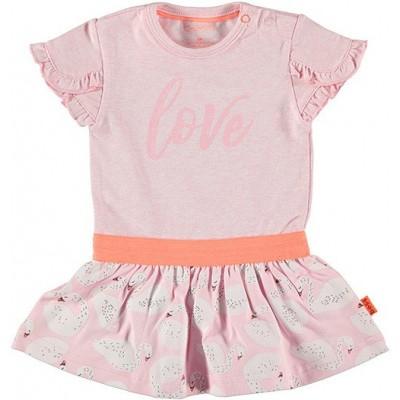 BESS Dress sh. sl. Love