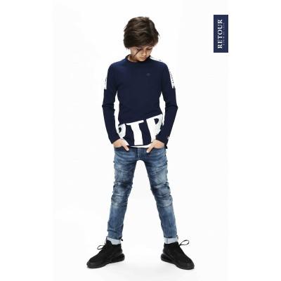 Retour Jeans Elio
