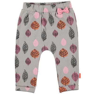 BESS Pants AOP Leaves