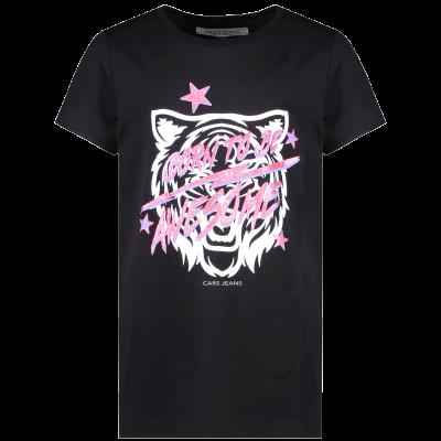 Cars T-shirt Moshi (black)
