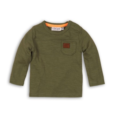 Baby t-shirt with pocket