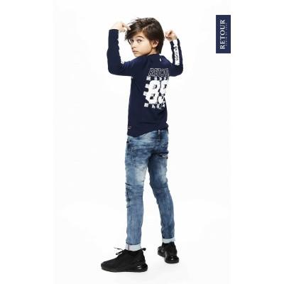 Retour Jeans Noud - indigo Blue