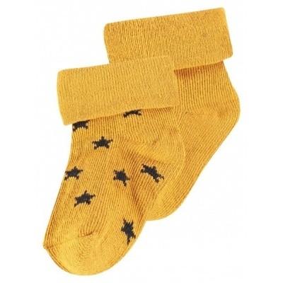 Noppies Sokken Levi Stars Yellow