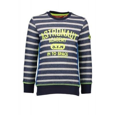 T&v sweater stripe ASTRONAUT